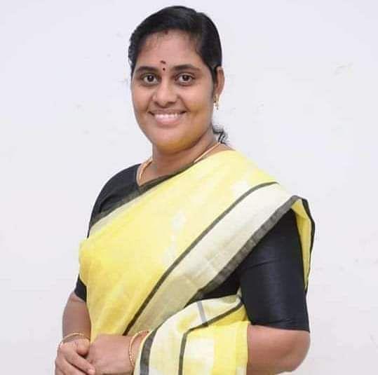 ராஜேஸ்வரி பிரியா