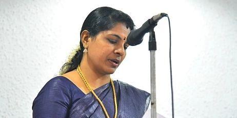 பெண் கவுன்சிலர் சௌமியா ஜெகதீஷ்