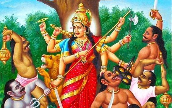 நவராத்திரி நாள் - 5: பெண்கள் கொண்டாடும் விழா மட்டுமல்ல, பெண்மையைக் கொண்டாடும் விழாவே நவராத்திரி!