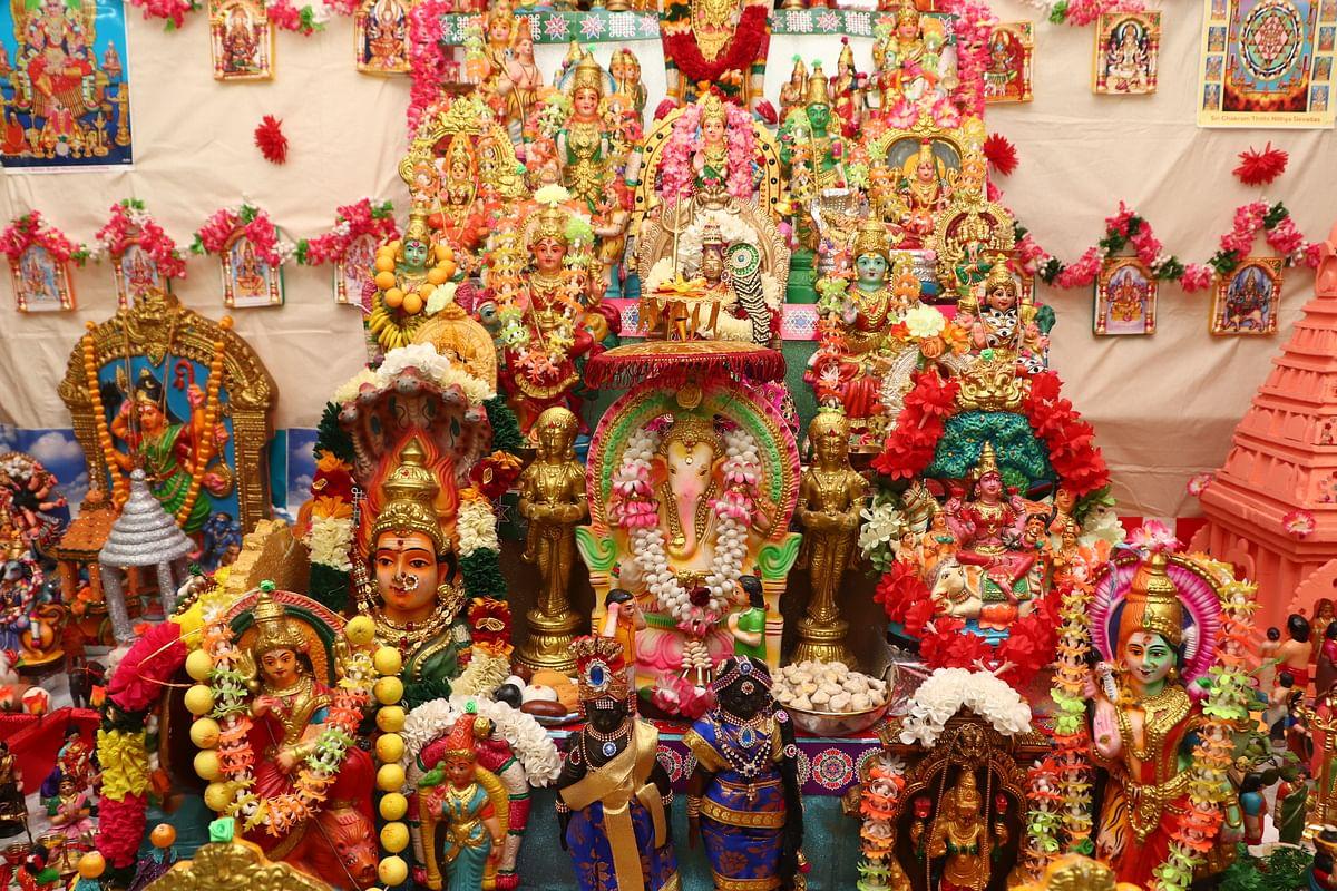 வாராஹி கொலு