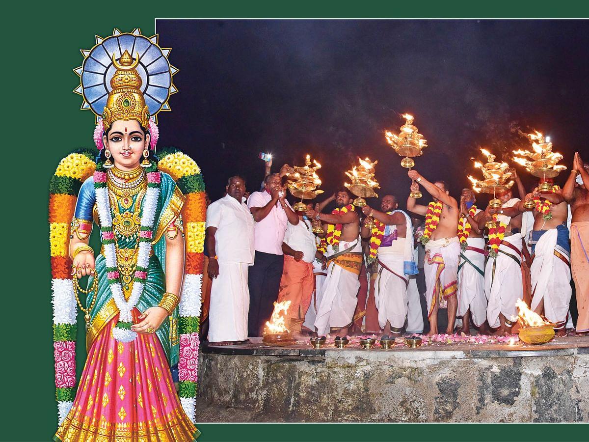 குமரி பகவதி அம்மன்