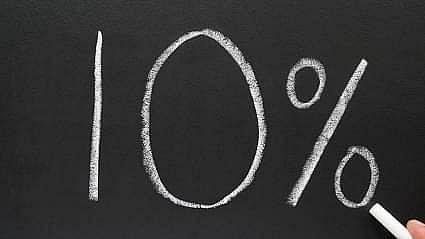 10% இட ஒதுக்கீடு