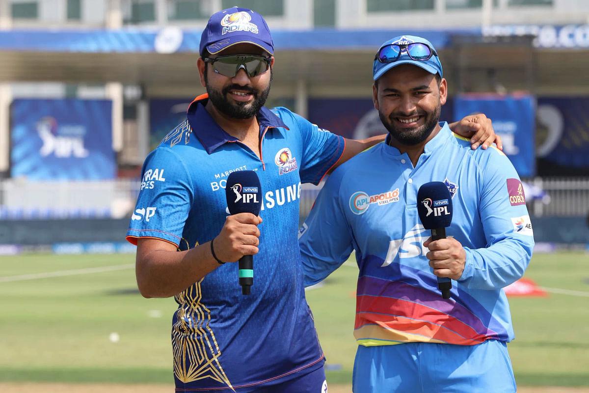 Mumbai Indians v Delhi Capitals