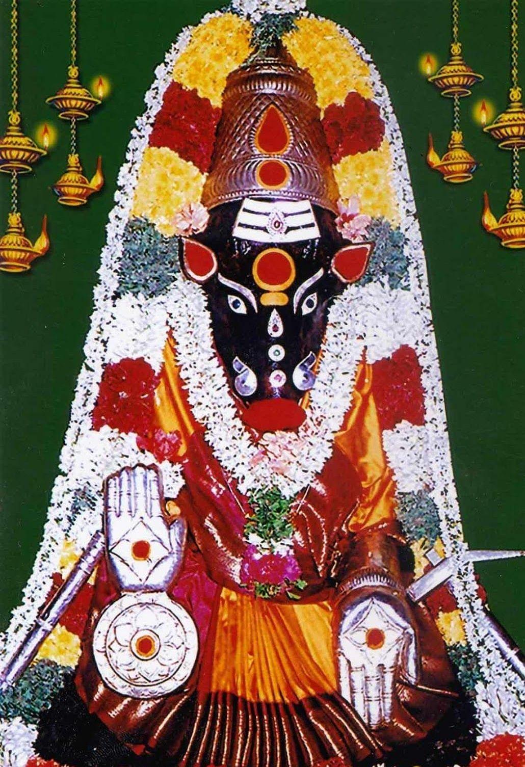 ஸ்ரீவாராஹி அன்னை