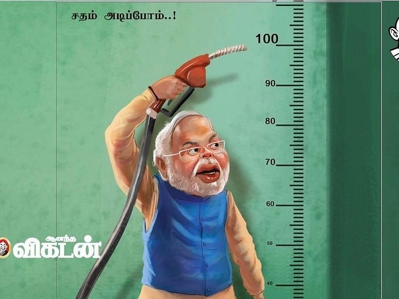 மீண்டும் ₹100-ஐத் தொட்ட பெட்ரோல் விலை; கச்சா எண்ணெய் விலை மட்டும்தான் காரணமா?