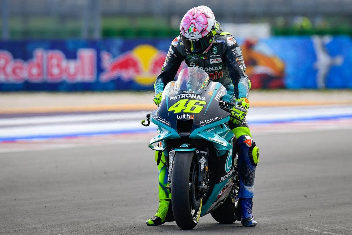 Valentino Rossi - A Legend of MotoGP!
