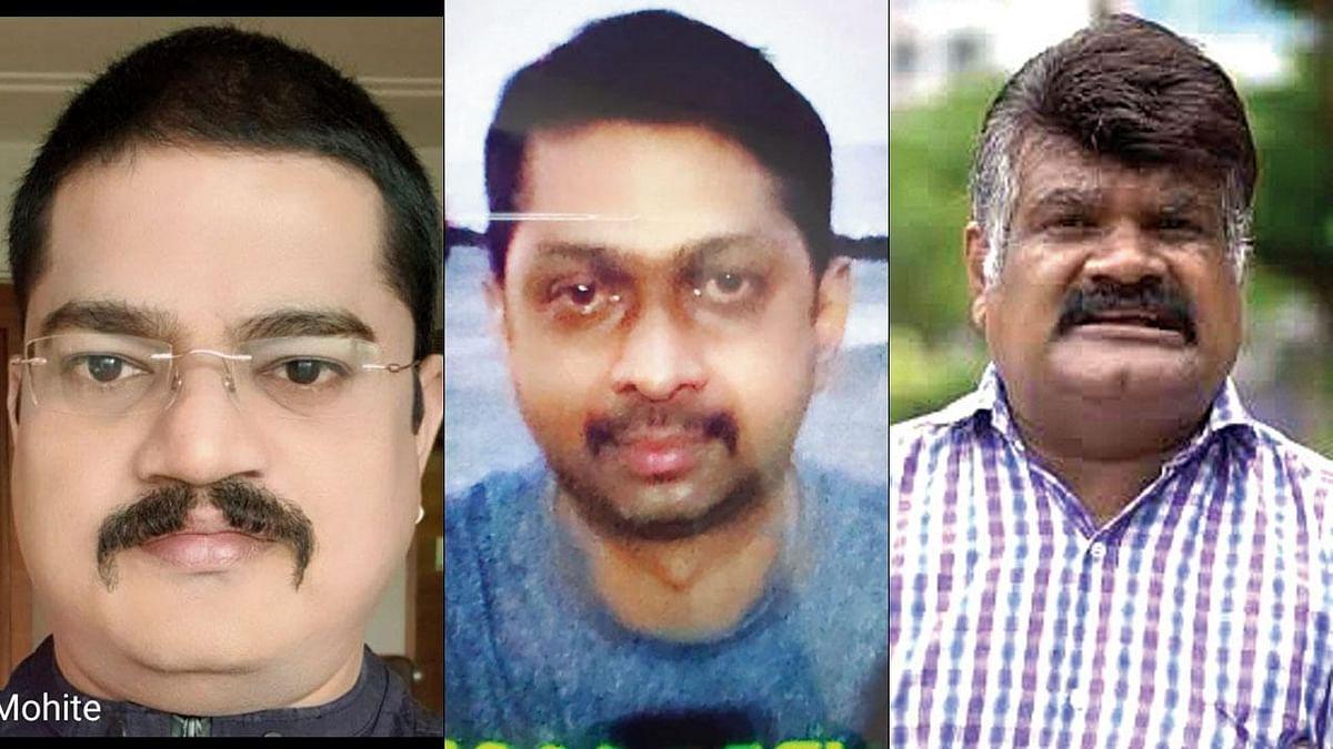கிருஷ்ணா, அமித் சின்ஹா, ராஜு