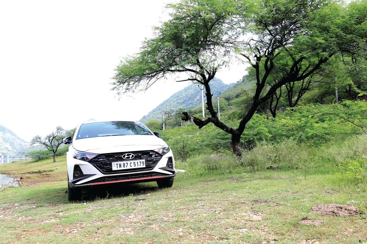 Hyundai enters the performance segment - i20 N Line