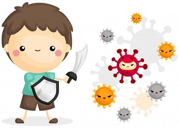 boy fight with virus 75487 740 Tamil News Spot