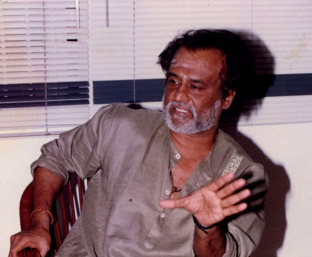 rajini Tamil News Spot