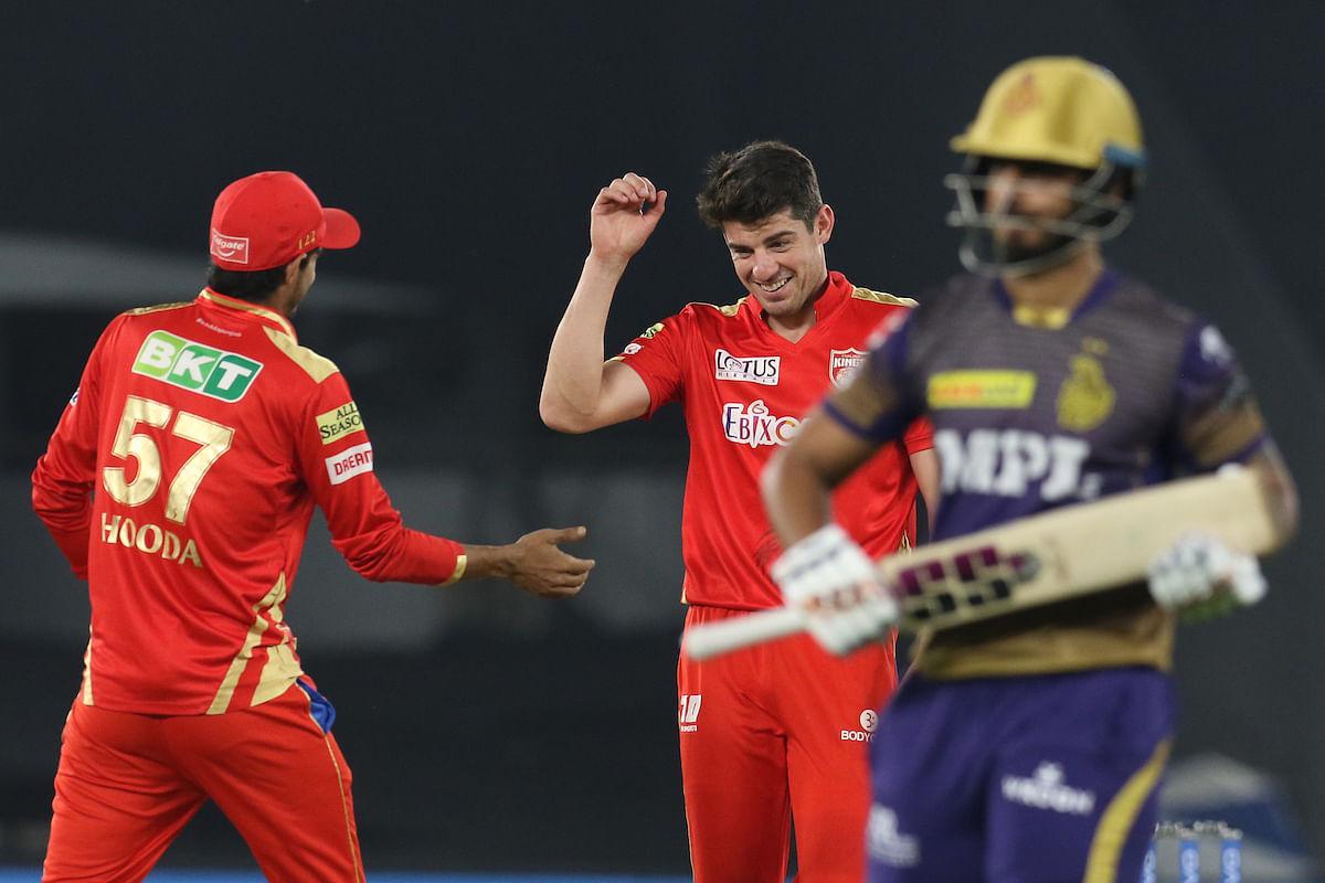 KKR new wicket Tamil News Spot