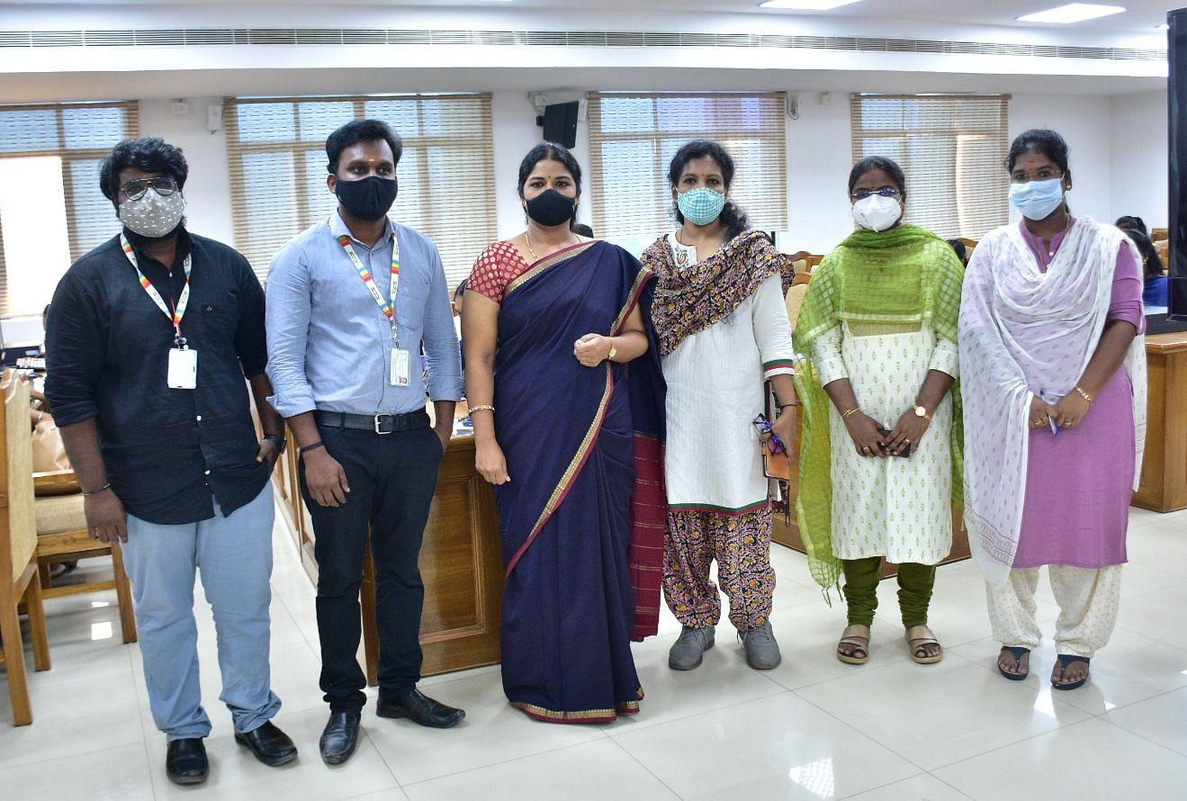 PKS 5532 Tamil News Spot