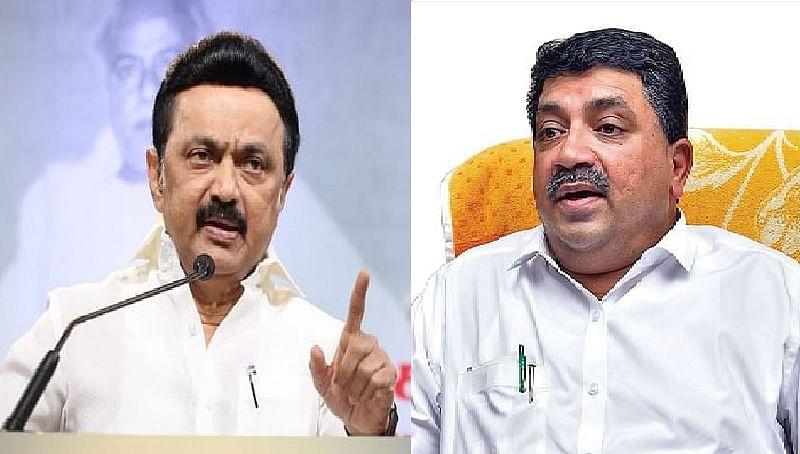 stalin p t r pazhanivelrajan Tamil News Spot
