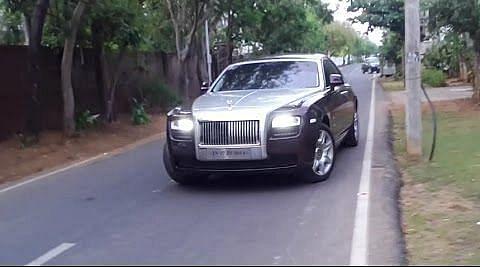 vijay Rolls Royce Tamil News Spot