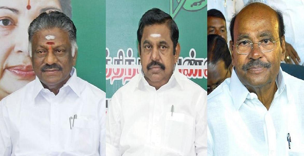 ops eps ramdoss Tamil News Spot