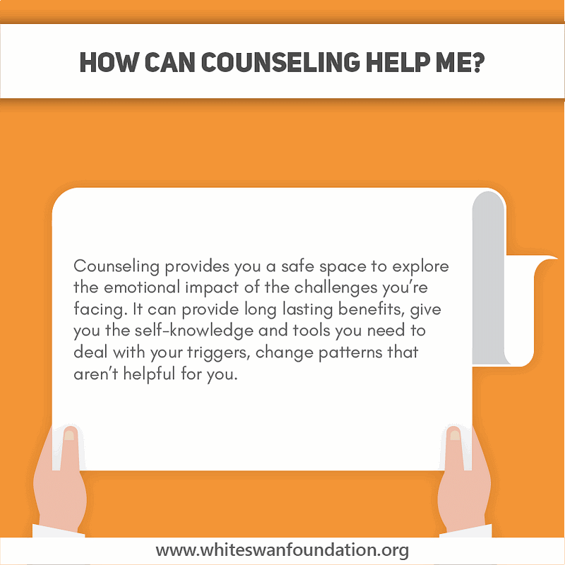 How can counseling help me?