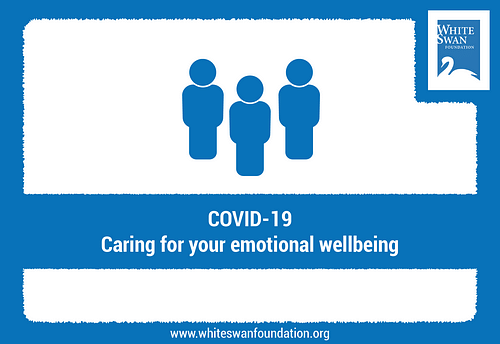 """Emotional wellbeing during a COVID-19 outbreak This resource contains a set of guidelines from the WHO's document, """"Mental health considerations during a Covid-19 outbreak""""."""