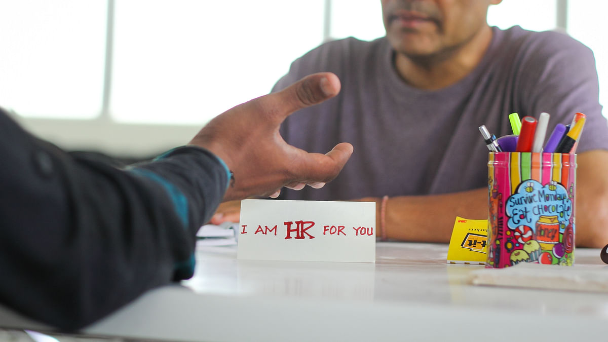 What constitutes a mentally healthy workplace?