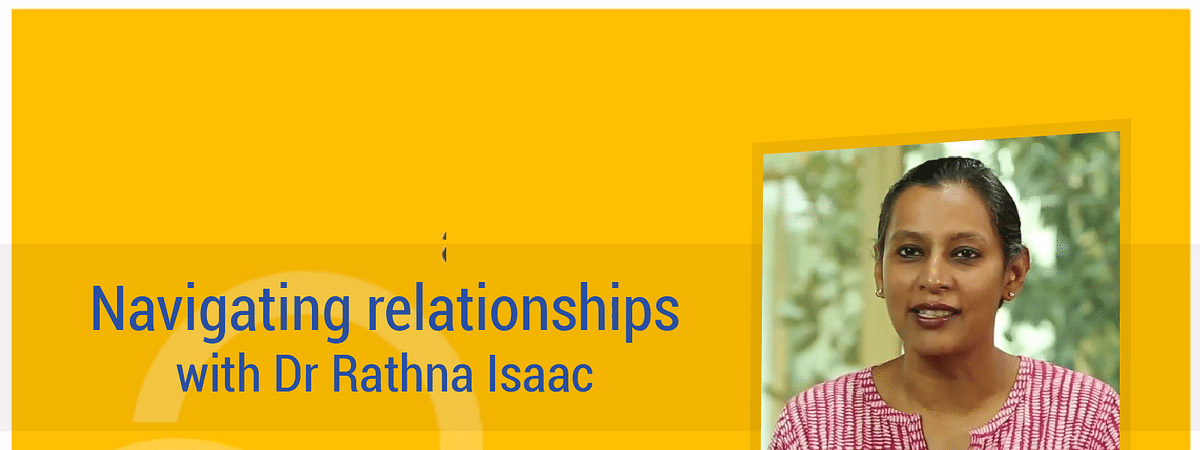 Dating when mentally ill | Navigating relationships with Dr Rathna Isaac