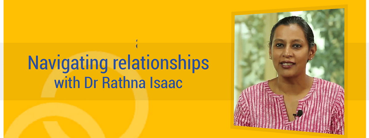 Bonding with siblings | Nurturing community ties | Navigating relationships with Dr Rathna Isaac