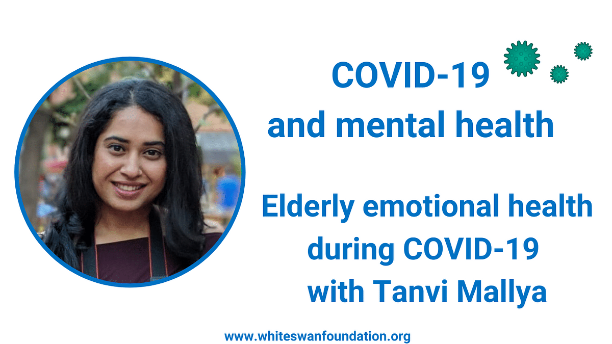 Elderly emotional health during COVID-19