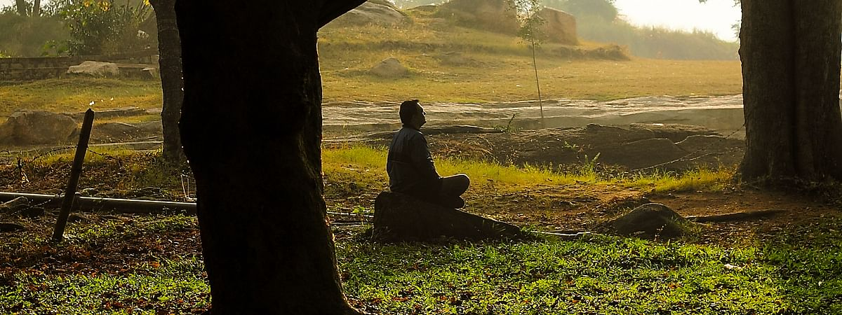 Meditate your depression away