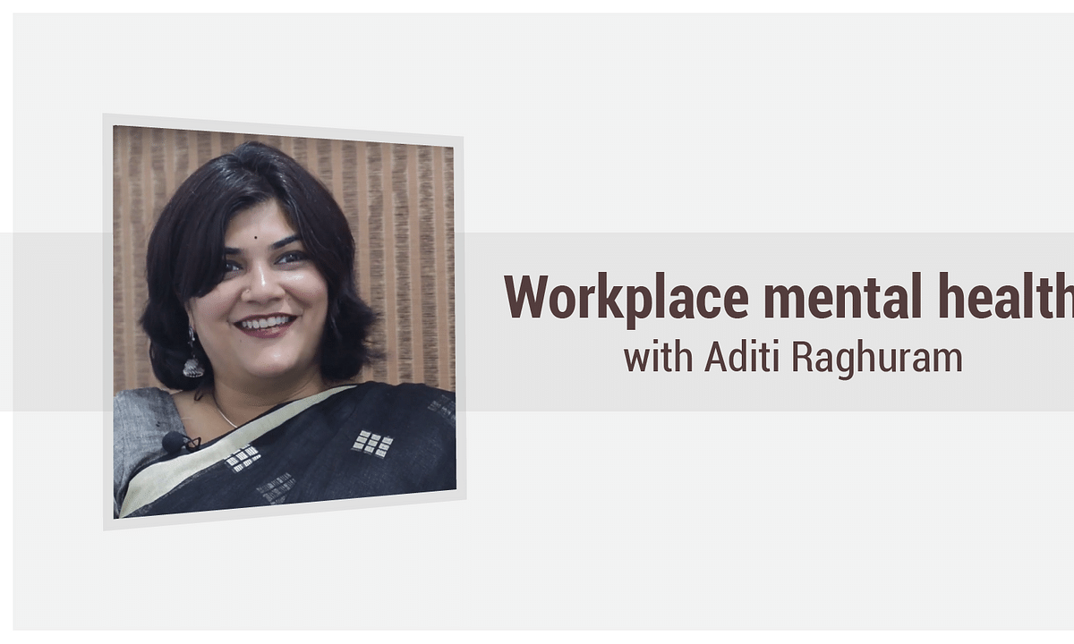 Workplace mental health: Why address it in your organization