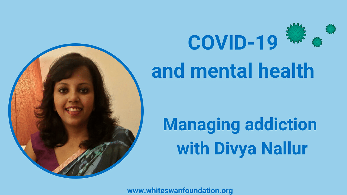 Managing addiction in the time of COVID-19