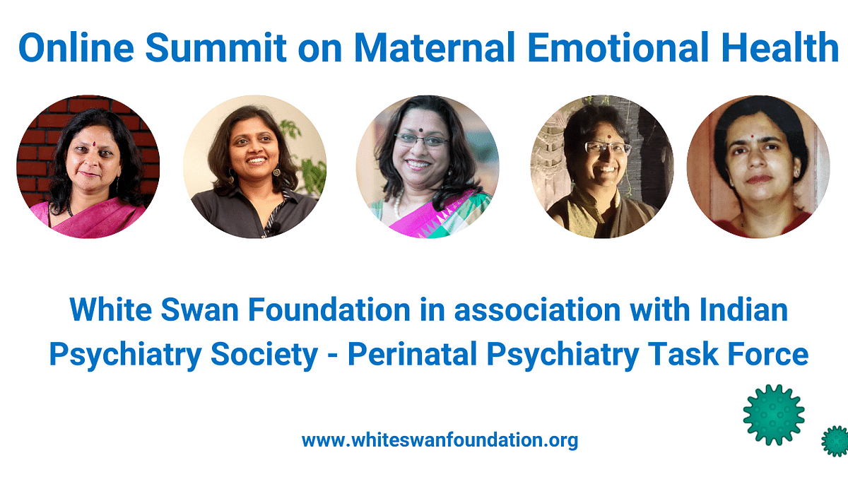 Online Summit on Maternal Emotional Health