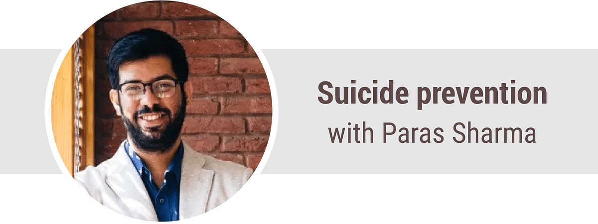Suicide prevention: What to do as a gatekeeper