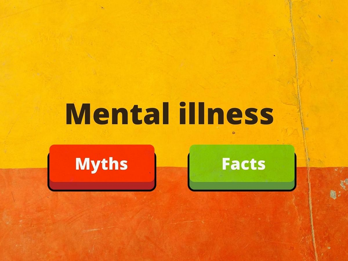 Mental Illness: Myths and Facts