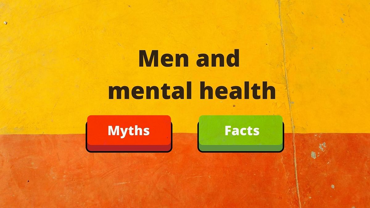 Men and mental health: Myths and facts