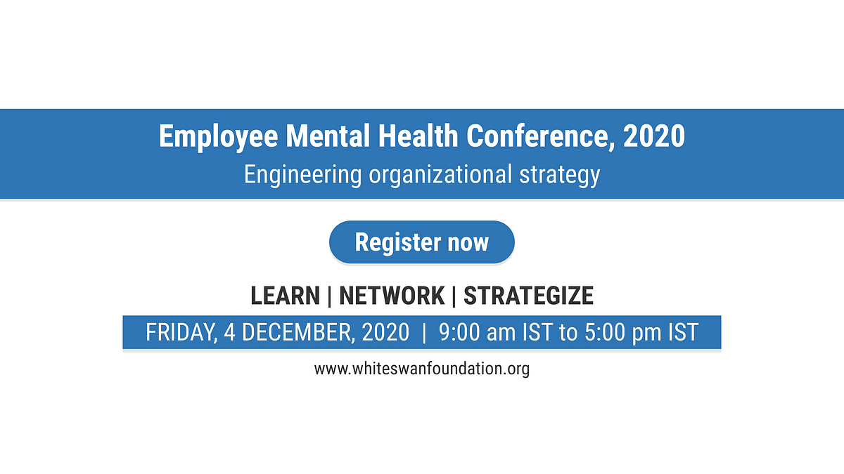Free event: Employee mental health conference 2020