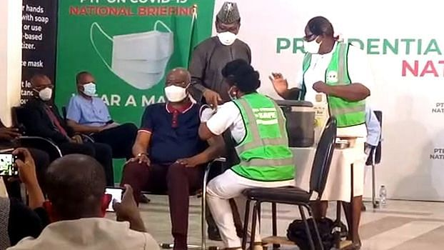 Lagos releases list of 183 COVID-19 vaccination centres