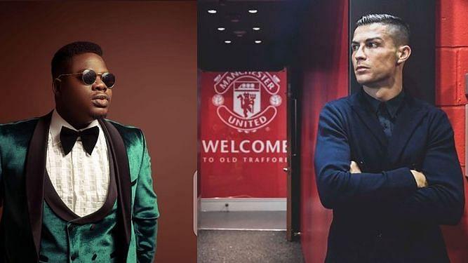 Manchester United: Mr Macaroni celebrates Ronaldo's re-signing, gifts fans 10 jerseys