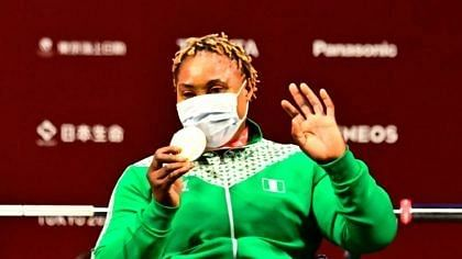 Omolayo breaks Paralympics record to claim Nigeria's second gold
