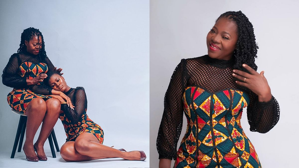 PHOTOS: I've learnt thousand things from you, BBNaija Alex serenades mum on birthday