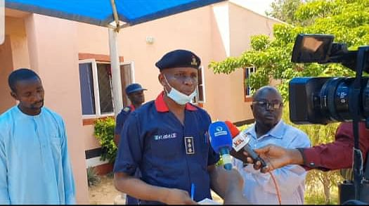 NSCDC educates private guards on synergy, effective delivery in Kwara
