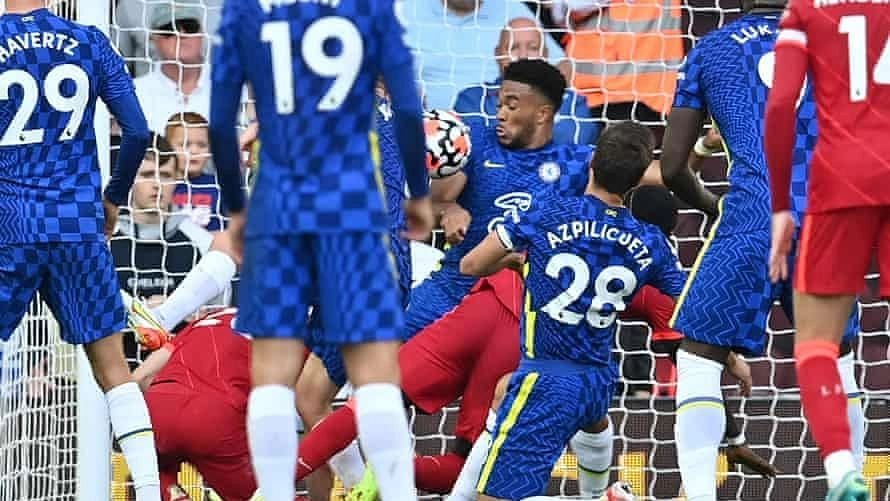 Reece James: Aggrieved fans petition EPL to stop referee Taylor from officiating Chelsea games