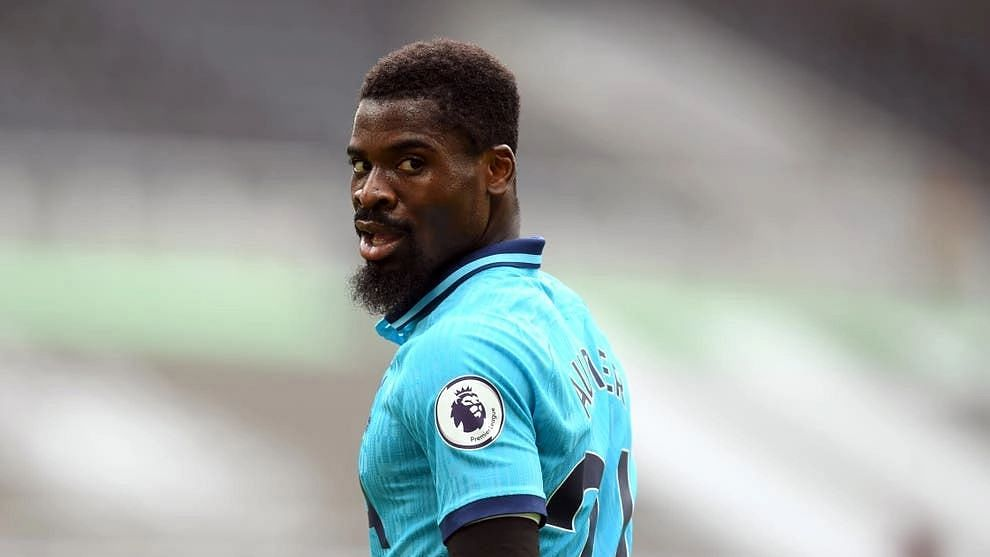 Tottenham terminate Serge Aurier's contract by mutual consent
