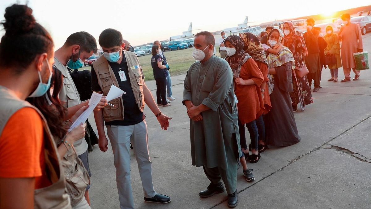 Spain ends evacuations of Afghans from Kabul
