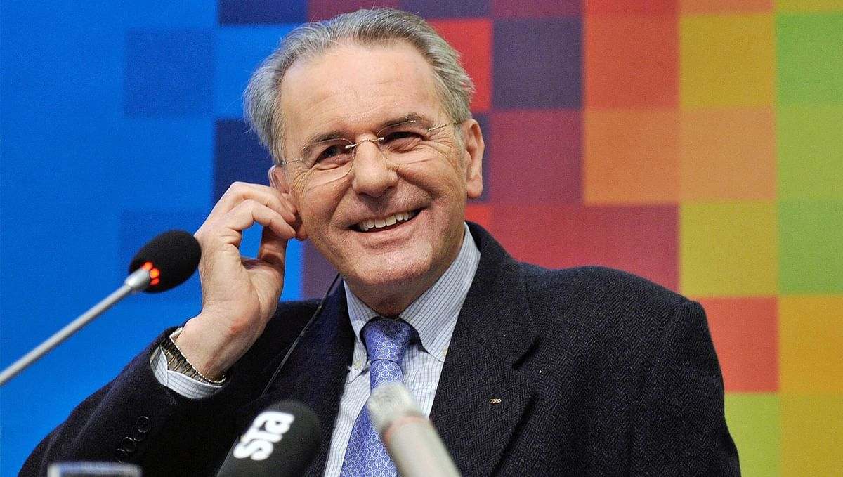 Ex-IOC president Jacques Rogge dies at 79 - official
