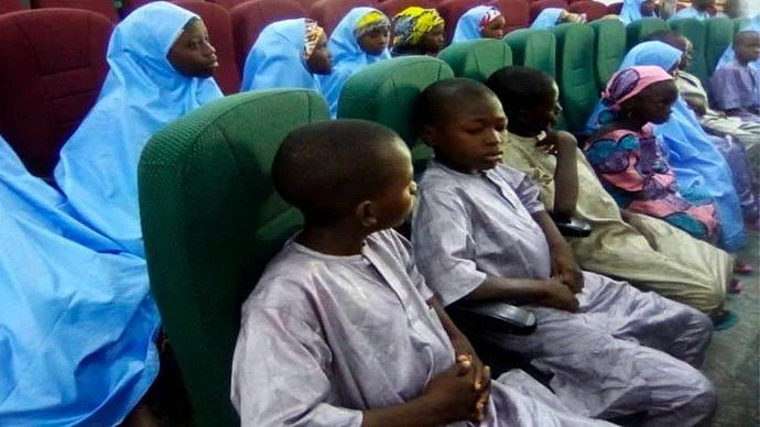 Niger Abduction: Freed Islamiya pupil eager to resume school