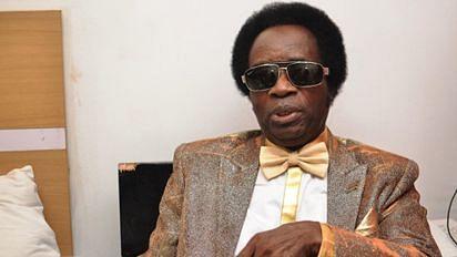 Veteran singer, Sir Victor Uwaifo, dies at 80