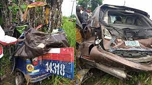 Five killed in Bayelsa road accident