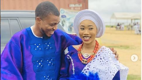 Comedienne, Omo Ibadan, teases fans with 'engagement' news