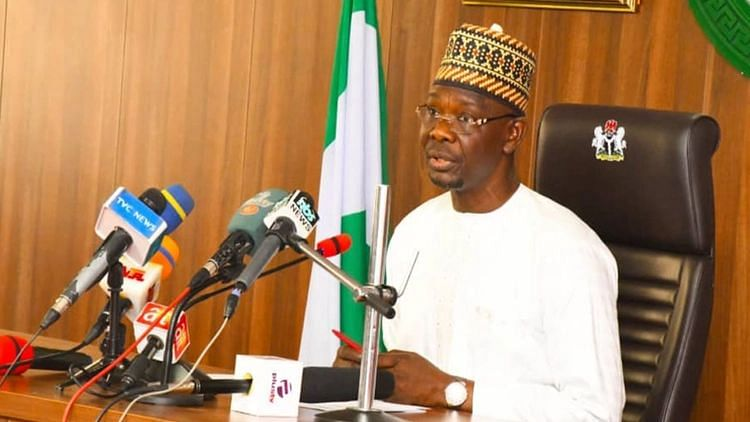 JUST IN: Nasarawa gov fires commissioners, political aides