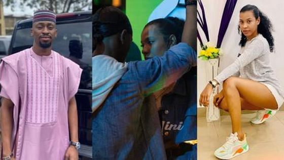 BBNaija: Management reacts to reports Saga would voluntarily exit if Nini is evicted