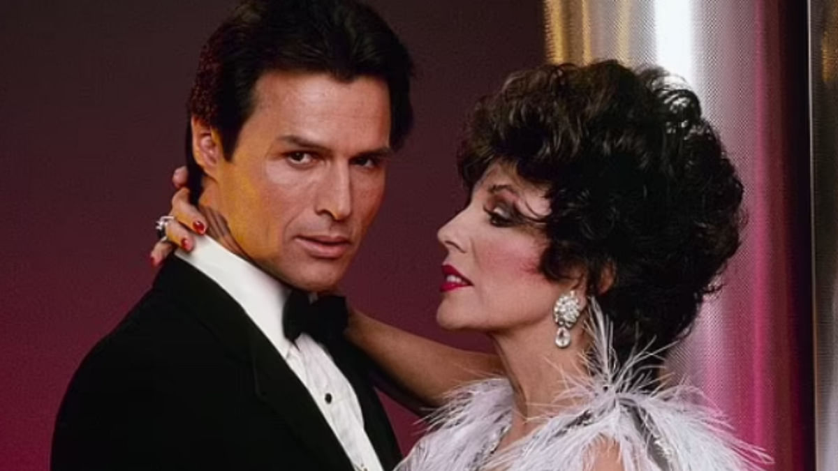 Dynasty star Michael Nader dies 10 days after cancer diagnosis