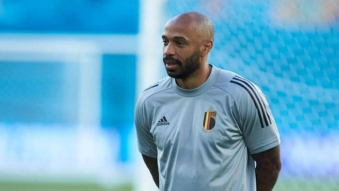 Thierry Henry to rejoin Belgium as assistant coach